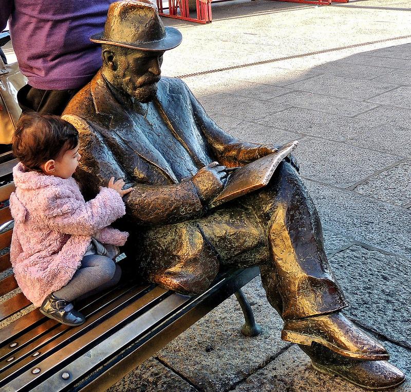 Veja o mundo com os olhos de uma criança