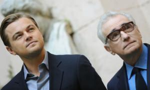 Leonardo DiCaprio e Martin Scorsese: mentor e mentorado.