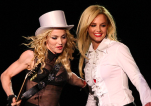 Madonna e Britney Spears: mentora e mentorada